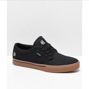 Etnies men's black Jameson ego 2 lace up shoes